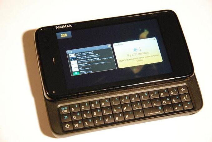 Nokia N900 22