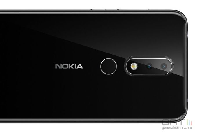 Nokia X6 dos