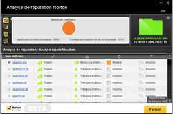 Norton Internet Security 2012 screen 2