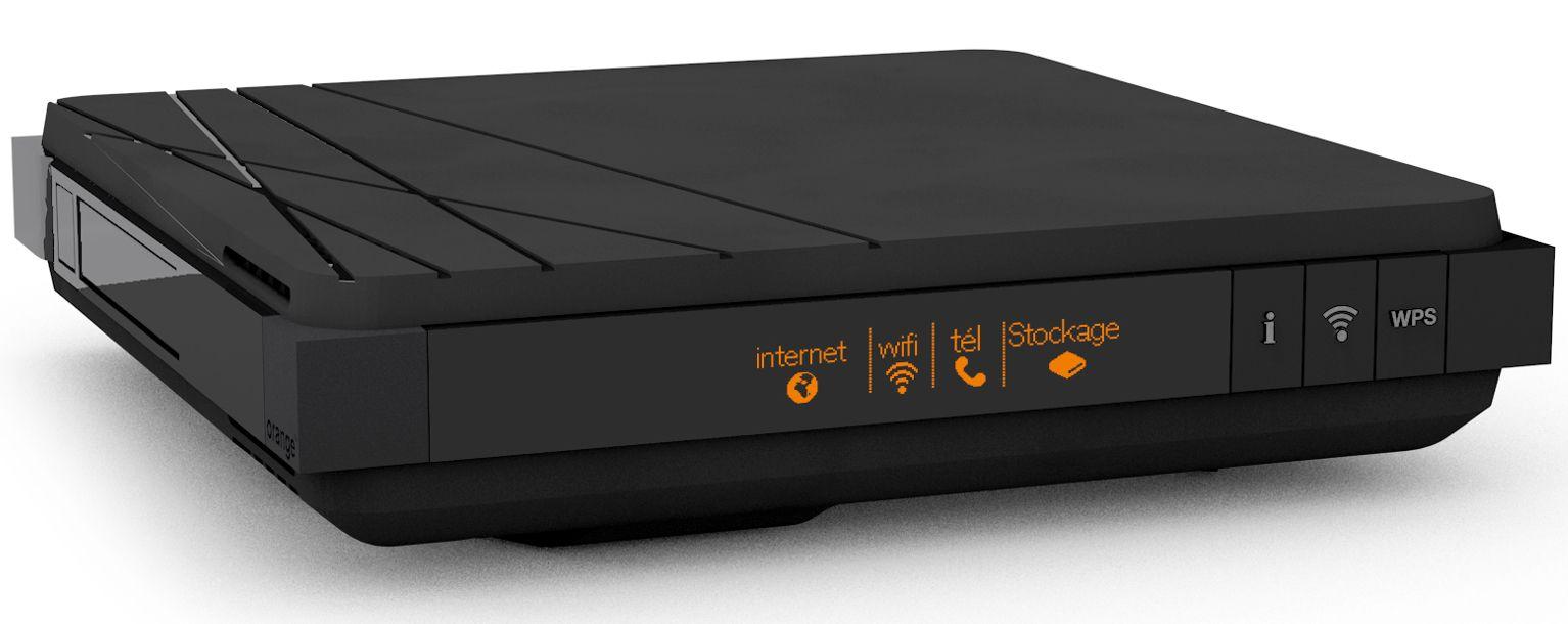 Orange annonce la fin du stockage sur la Livebox