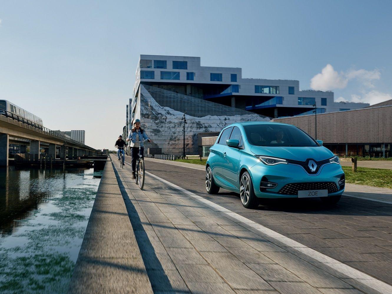 Nouvelle Renault ZOE : design revu et motorisation plus puissante
