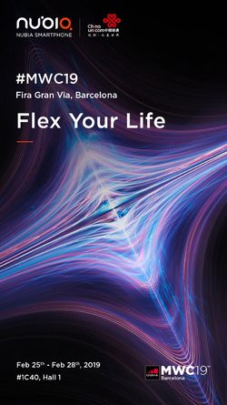 Nubia Flex your life