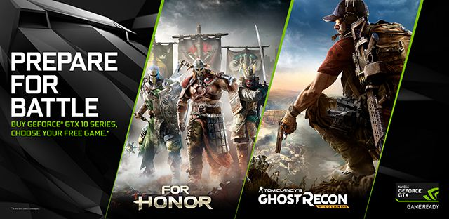 Nvidia bundle Honor ghost