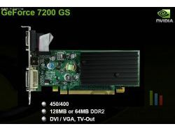 Nvidia geforce 7200gs small
