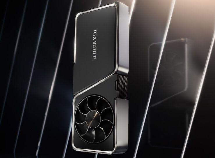 Nvidia RTX 3070 Ti