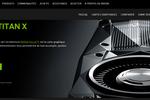 Nvidia Titan X Pascal prix