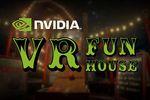 Nvidia VR funhouse 1