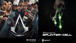 Oculus Assassin's Creed Splinter Cell