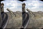 Oculus rift Hydradeck