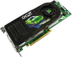 Ocz geforce 8800gtx