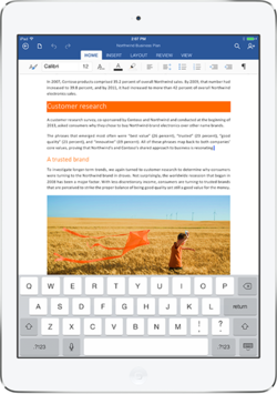 Office-pour-iPad-Word-1