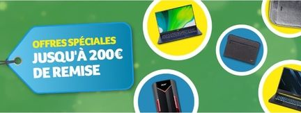 offres speciales acer