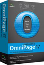 Omnipage Professional 17 Upgrade : un convertisseur de documents
