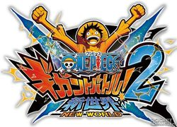 One Piece Gigant Battle 2 - logo
