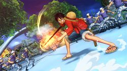 One Piece Pirate Warriors 2 - 1