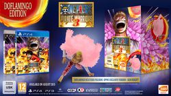 One Piece Pirate Warriors 3 - edition collector