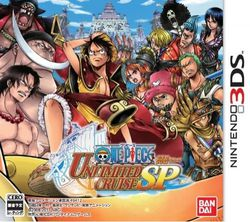 One Piece Unlimited Cruise SP - pochette