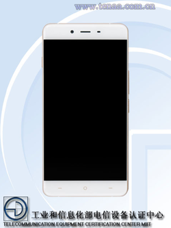 OnePlus 2 Mini face Tenaa