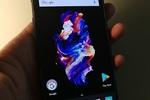 OnePlus 5 ecran accueil