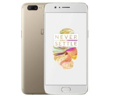 OnePlus 5 Soft Gold 02