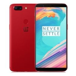 oneplus-5T-rouge