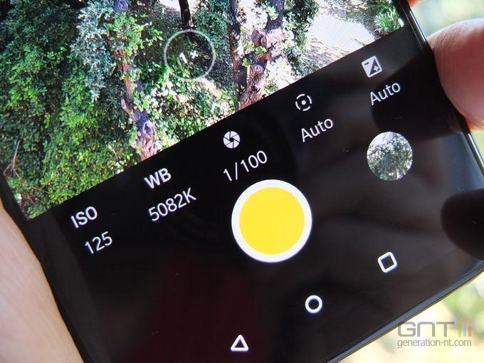 OnePlus 6 photo mode pro