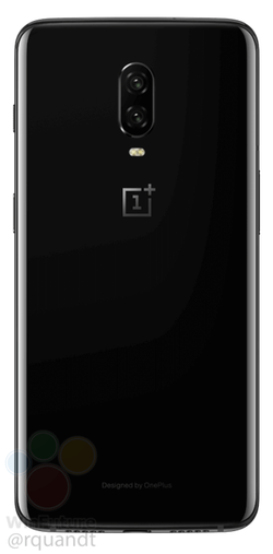 OnePlus 6T dos