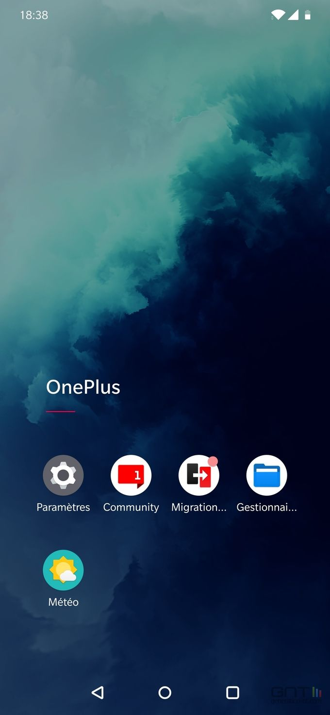 OnePlus 7T Pro applications