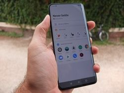 OnePlus 7T Pro ecran accueil