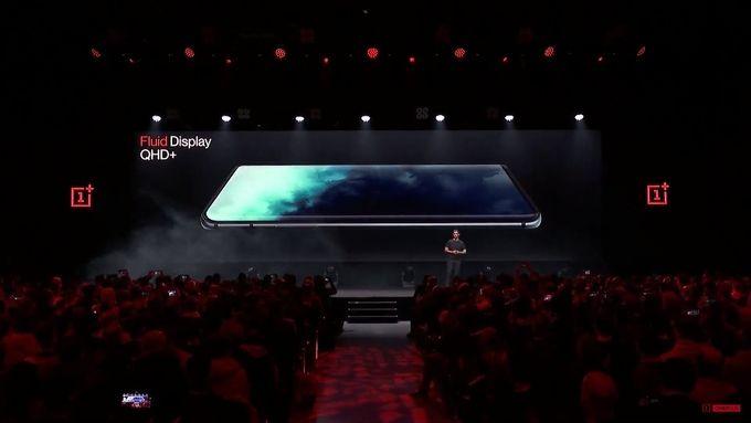 OnePlus 7T Pro écran