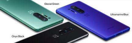 OnePlus 8 Pro coloris