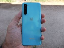 OnePlus Nord face arriere