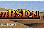 OpenBSD 4.1