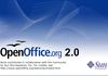 OpenOffice nie être en froid avec Sun