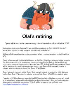 Opera-VPN