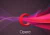Opera s'offre un mode d'économie d'énergie