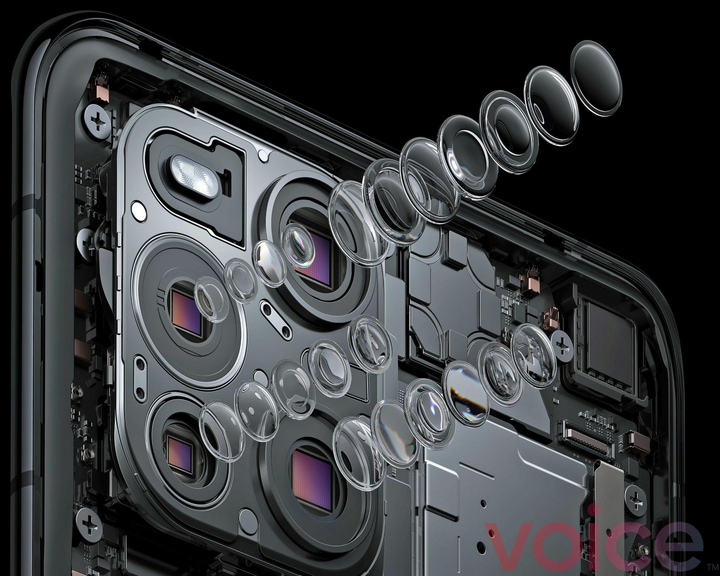 Oppo Find X3 Pro photo