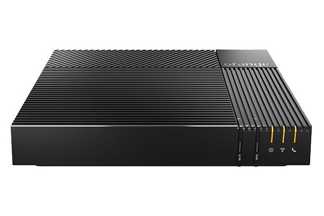 Orange propose la Livebox 5 sur toutes ses offres en fibre optique