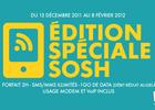 Orange Sosh Edition Speciale