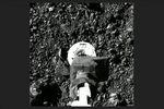 Osiris-Rex : premières images du contact avec l'astéroïde Bennu