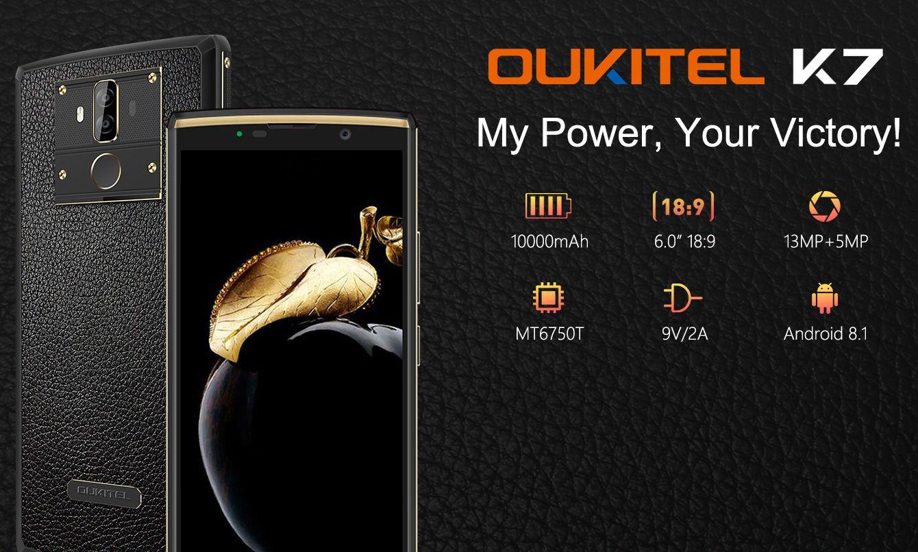 Oukitel-K7