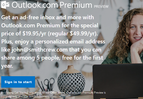 Outlook.com-Premium