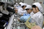 ouvriers foxconn