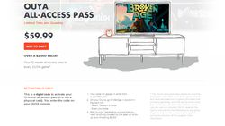 OUYA - All-Access Pass