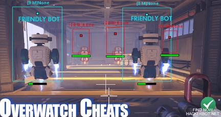 Overwatch aimbot
