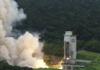 Ariane 6 et Vega-C : deuxième essai du moteur P120C