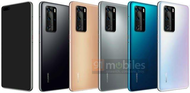 Blocus américain : Huawei préinstalle 70 applications dans ses nouveaux smartphones