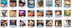 Pack d'avatars MySims screen2