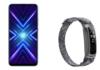 Bon plan Honor : le Honor 9x avec le bracelet connecté Band 5 sport inclus à prix cassé !