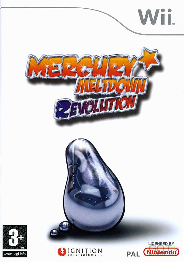 Packshot Mercury Meltdown Revolution